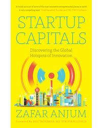 Startup Capitals: Discovering the Global Hotspots of Innovation
