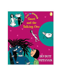 Fun In Devlok: Gauri And The Talking Cow