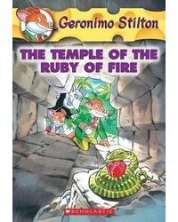 Geronimo Stilton# 14: The Temple Of The Ruby Of Fire