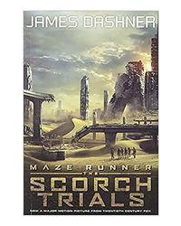 The Maze Runner# 02 Scorch Trials Movie Tie- In