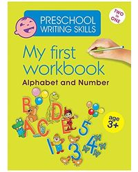 My first workbook alphabet &