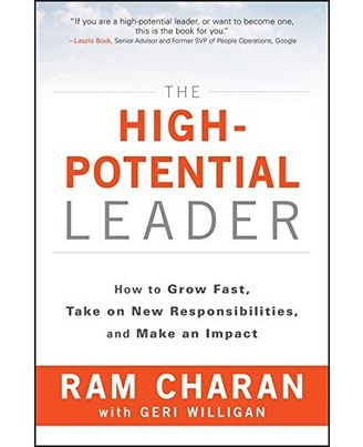 The High- Potential Leader: How to Grow Fast, Take on New Responsibilities and Make an Impact