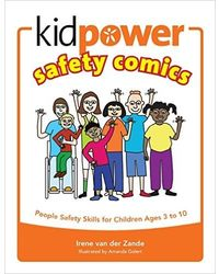 Kidpower safety comics 3 to 10