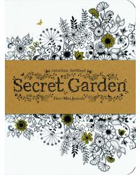 Secret Garden: Three Mini Journals