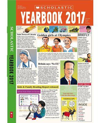 Scholastic yearbook 2017