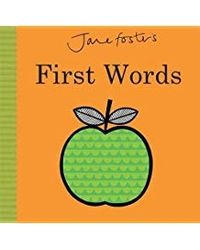 Jane Foster'S First Words (Jane Foster Books)