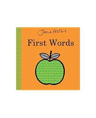 Jane Foster S First Words (Jane Foster Books)