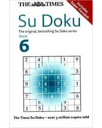 The Times Sudoku Book 6(Nr)