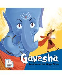 Ganesha: Ravana and the Magic Stone (Campfire Graphic Novels)