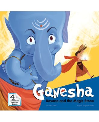 Ganesha: Ravana and the Magic Stone (Campfire Graphic Novels)