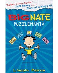 Big Nate Puzzle Mania