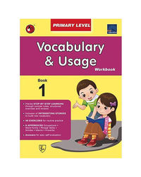 Sap Vocabulary & Usage Workbook Primary Level 1