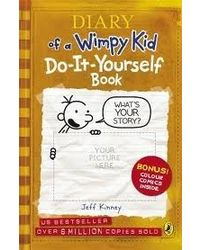 The Wimpy Kid: Do- It- Yourself Book