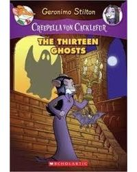 Creepella von# 1: thirteen ghost
