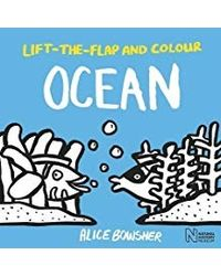 Lift- The- Flap And Colour Ocean