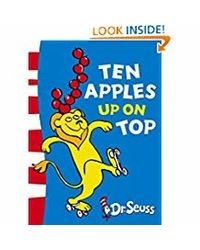 Ten Apples Up on Top: Green Back Book