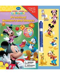 Mickey Mouse Clubhouse: Preschool Numbers and Shapes (Disney Mickey Mouse Clubhouse)