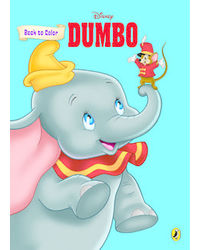 Dumbo book to colour