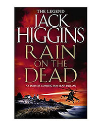 Rain On The Dead: A Storm Is Coming For Sean Dillon