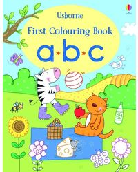 First Colouring Book ABC (First Colouring Books)