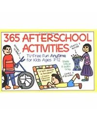 365 Afterschool Activities