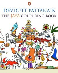 The Jaya Colouring book