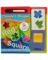 Colours & shapes flash ca (nr)