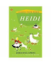 Heidi (Classics with Ruskin)