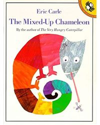 The Mixed- up Chameleon (Picture Puffins)