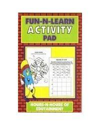 Fun n learn activity pad 2