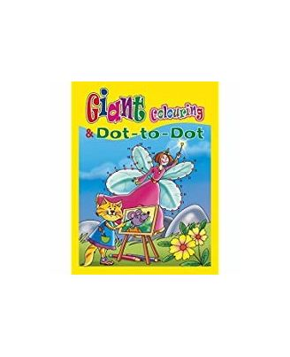Giant Colouring & Dot To Dot