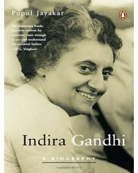 Indira gandhi: a biography