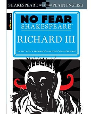 No fear: richard iii