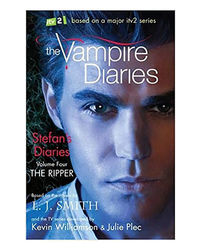 Vampire Diaries: The Ripper