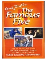 Famous five (3 in 1) red