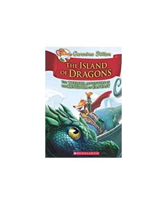 Geronimo Stilton And The Kingdom Of Fantasy# 12: Island Of Dragons