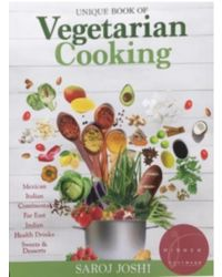 Unique Book Of Vegetarian Cooking