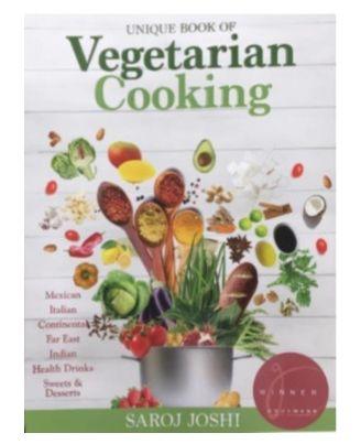 Unique Book Of Vegetarian Cooking