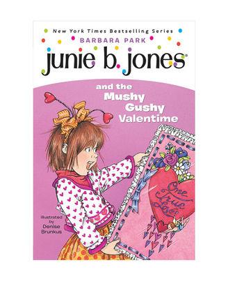 Junie B. Jones# 14 And The Mushy Gushy