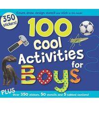 100 cool activities boys