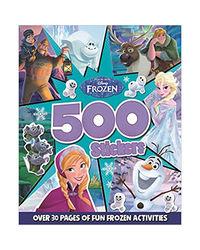 Disney Frozen: 500 Stickers (500 Stickers Disney)