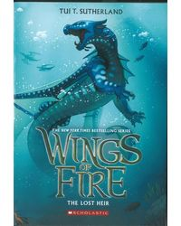 Wings of Fire# 02: The Lost Heir