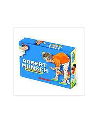 Robert Munsch Boxed Set (Set Of 10 Books)