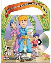 Story of ali cogia, merchant