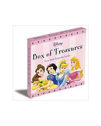 Disney Princess Box Of Treasures (Disney Block Books)