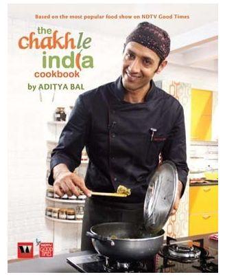 The Chakh Le India: Cookbook