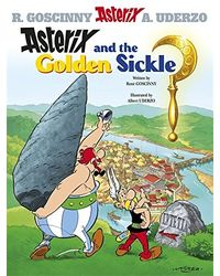 Asterix and the Golden Sickle: Album 2