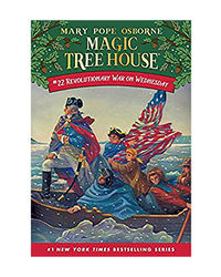 Revolumeutionary War On Wednesday: Magic Tree House# 22
