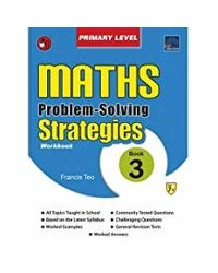 SAP Maths Problem Solving Strategies Workbook Primary Level 3