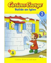 Curious George Builds an Igloo (Green Light Readers, Level 2)